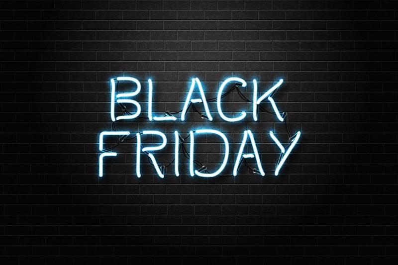 Black friday - finálny výpredaj
