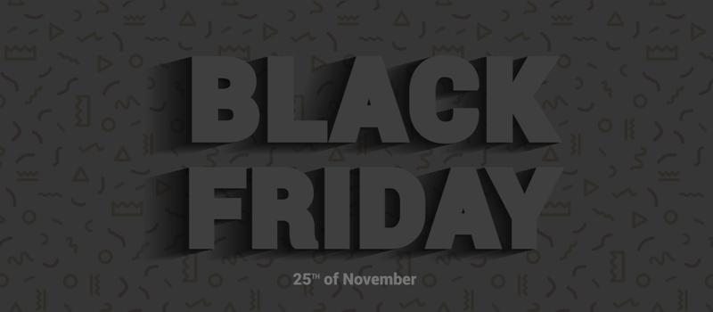 Black friday Slovensko - dátum