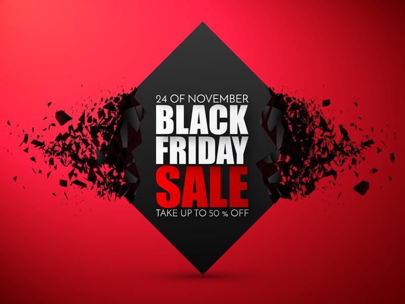 Výpredaj elektro, nábytok - Black Friday