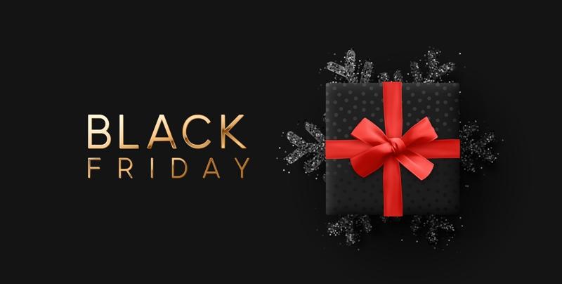 Black Friday  Čierny piatok 2019